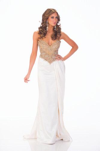 Жительница Коннектикута завоевала титул «Мисс США»