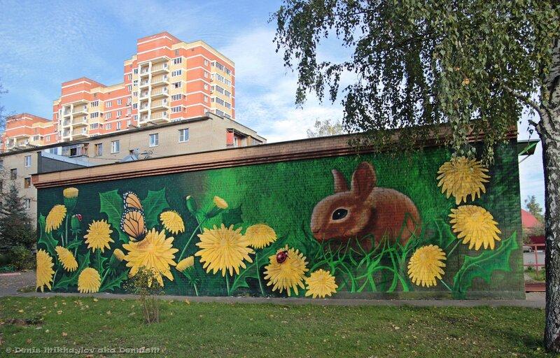 Ивантеевка, 2-я Школьная улица.