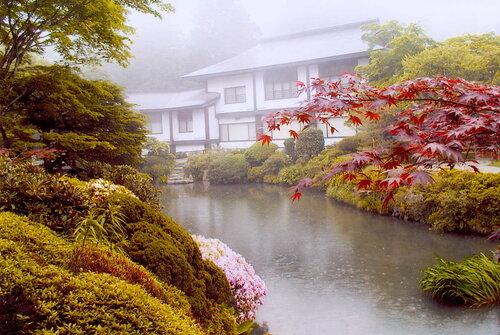 Добро пожаловать в японскую сказку