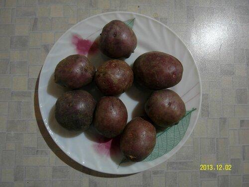 Карельский картофель