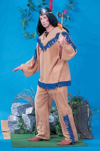 Мужской карнавальный костюм Индеец