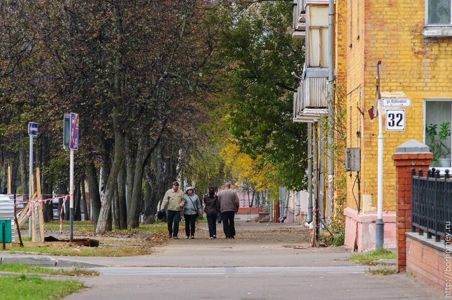 улица Духова