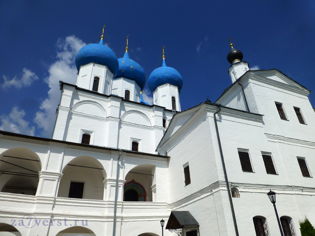 Серпуховский Высоцкий мужской монастырь (Серпухов, Московская область)