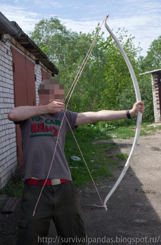 Саморобний лук з труби DVDRip навчальне відео