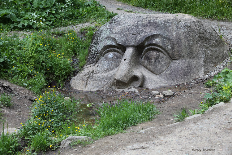 """Голова. Усадьба """"Сергиевка""""."""