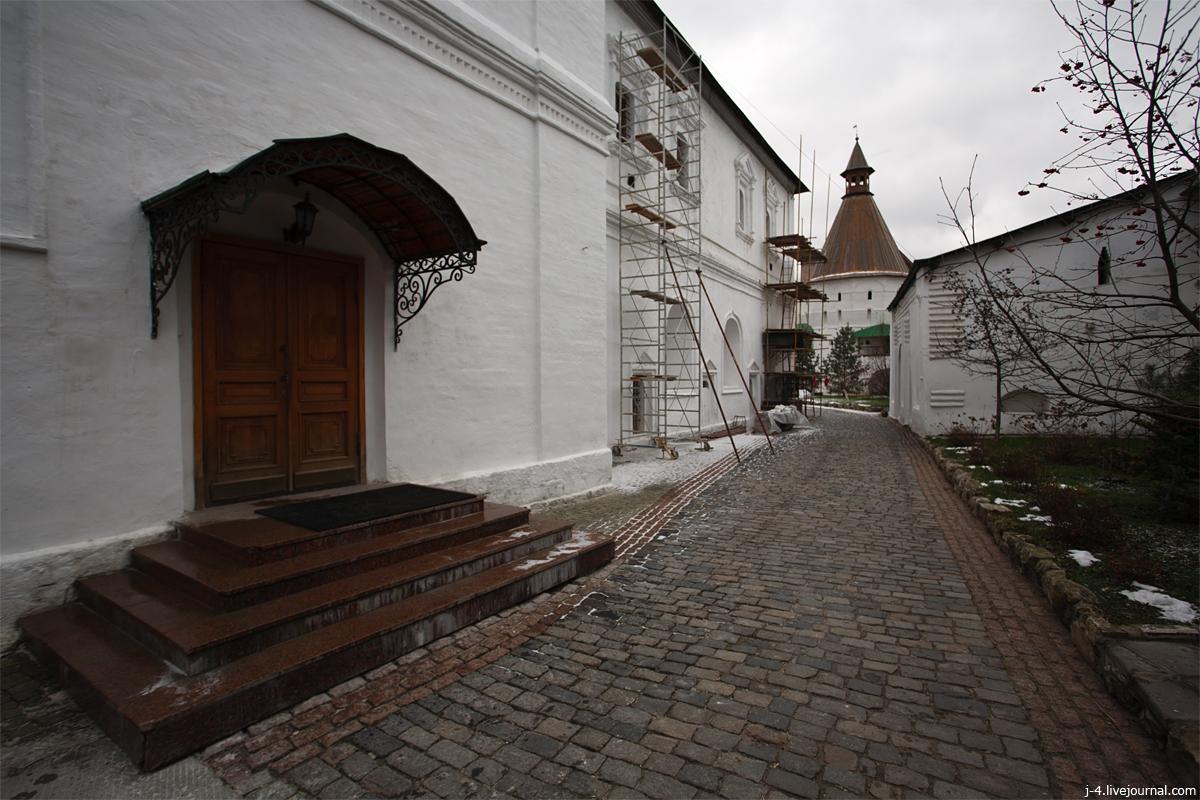 фотопутешествия, фототуризм, фото, Москва, Новоспасский монастырь