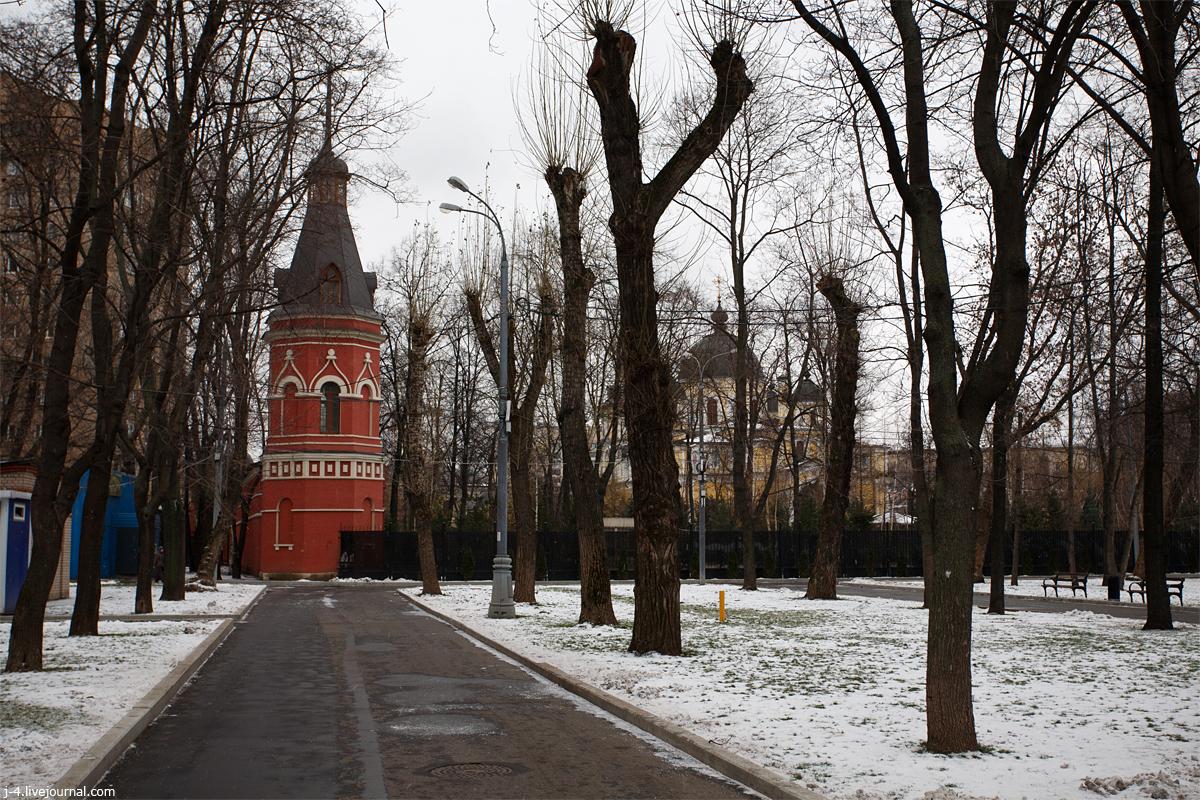 фотопутешествия, фототуризм, фото, Москва, Покровский монастырь