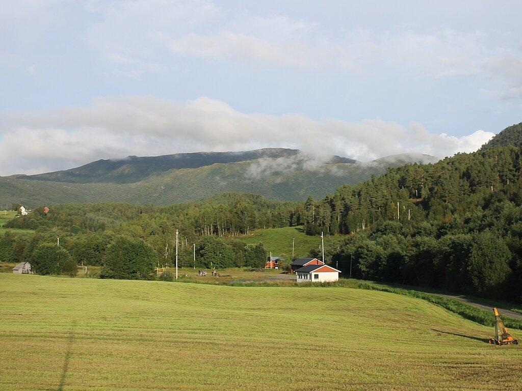 Западная Норвегия, Мёре ог Ромсдаль (Møre og Romsdal)