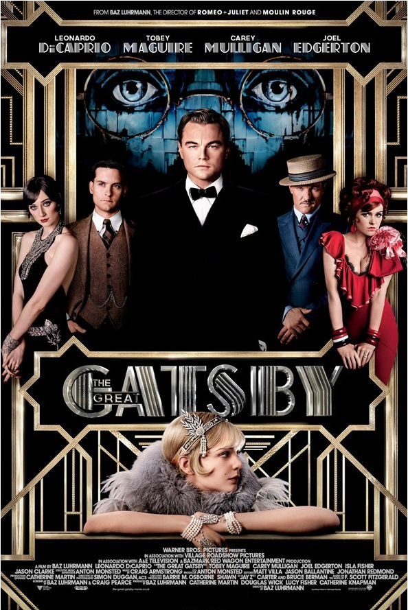Фирменный стиль Great Gatsby. Брендинг студии Like Minded Studio