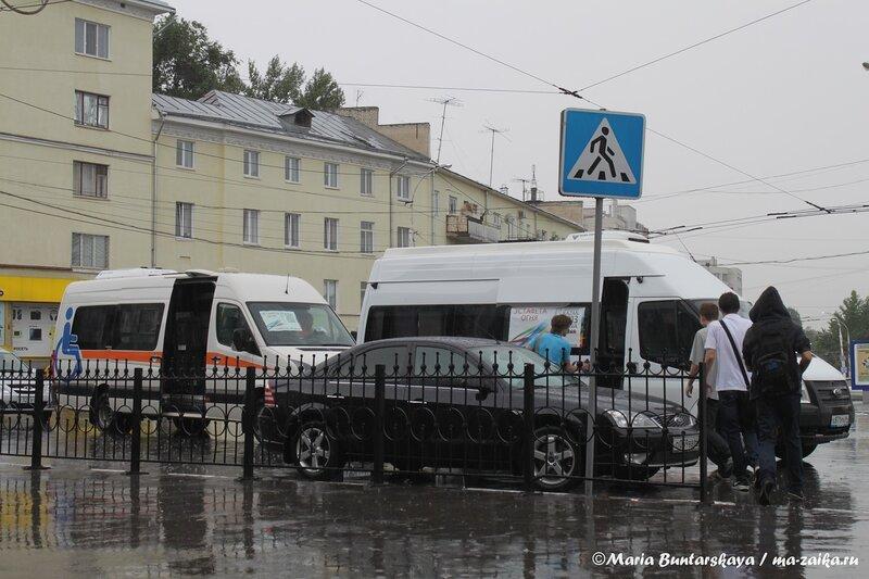 Приезд Огня Универсиады, Саратов, Железнодорожный вокзал 14 июня 2013 года