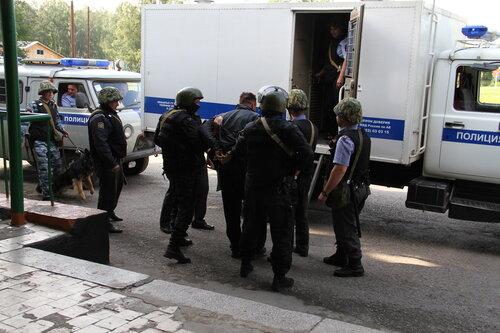 В Алтайском крае завершено антитеррористическое учение