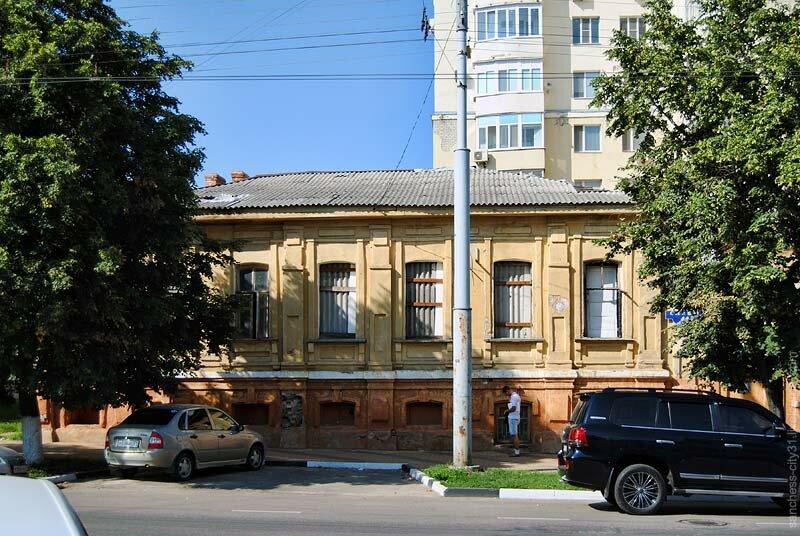 Боженов и памятник архитектуры, истории, белород ЖЖ блог