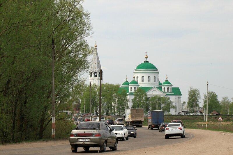 Церковь Смоленской иконы Божией Матери (Выездное)