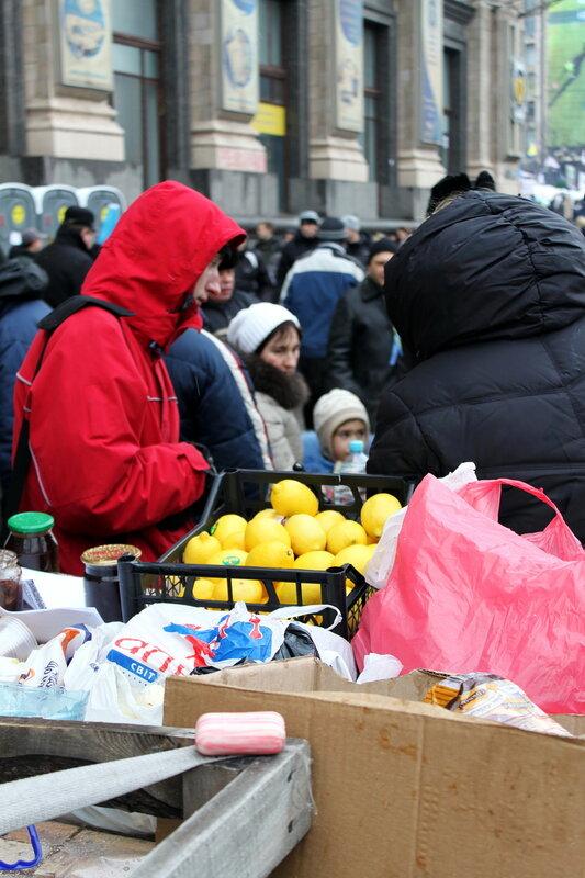 Революционные лимоны