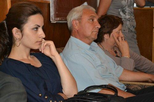 Ирина Влах посетила детский сад и теоритический лицей села Этулия