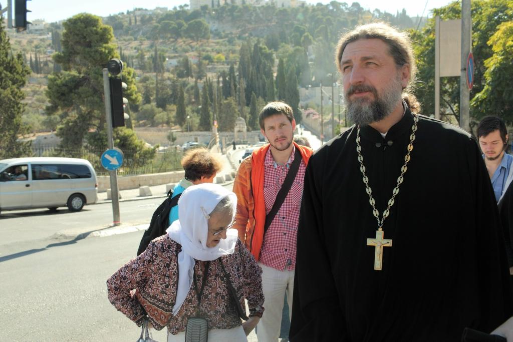 Паломническая поездка в Святую Землю. 2013