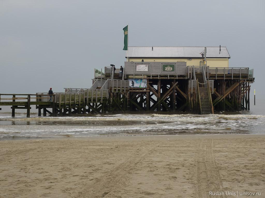 Пляж Санкт-Петер-Ординг