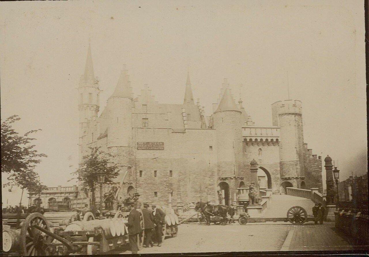 1912. Замок Стен