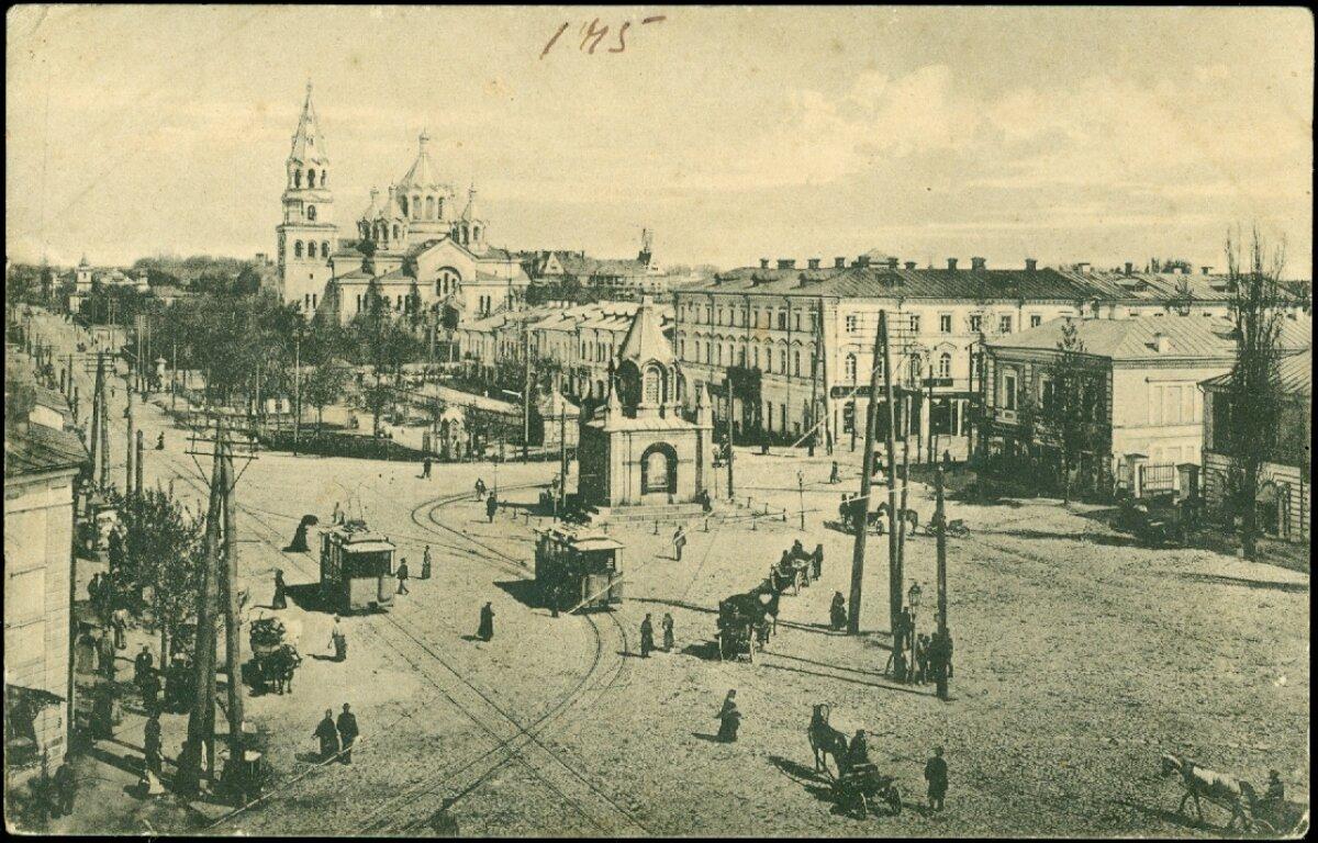 Соборная площадь и бульвар
