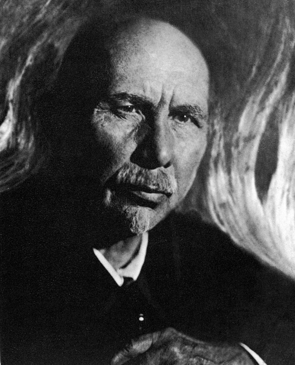 А. С. Серафимович. 1928 год