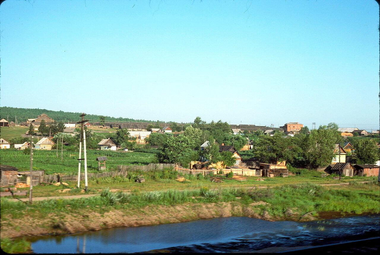 Деревня в Приморье
