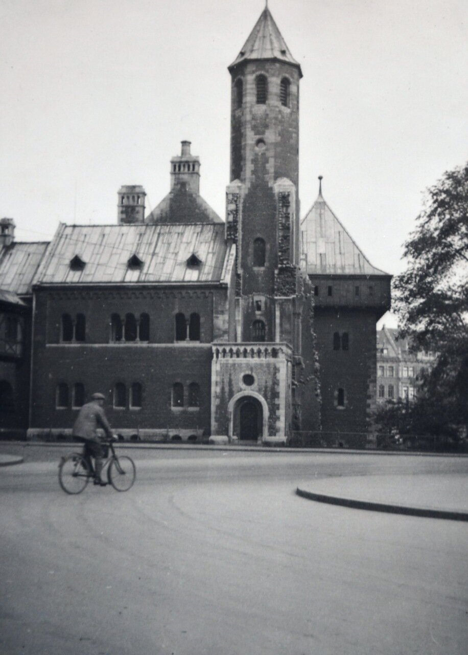 Брауншвейг, Католическая церковь. 1933