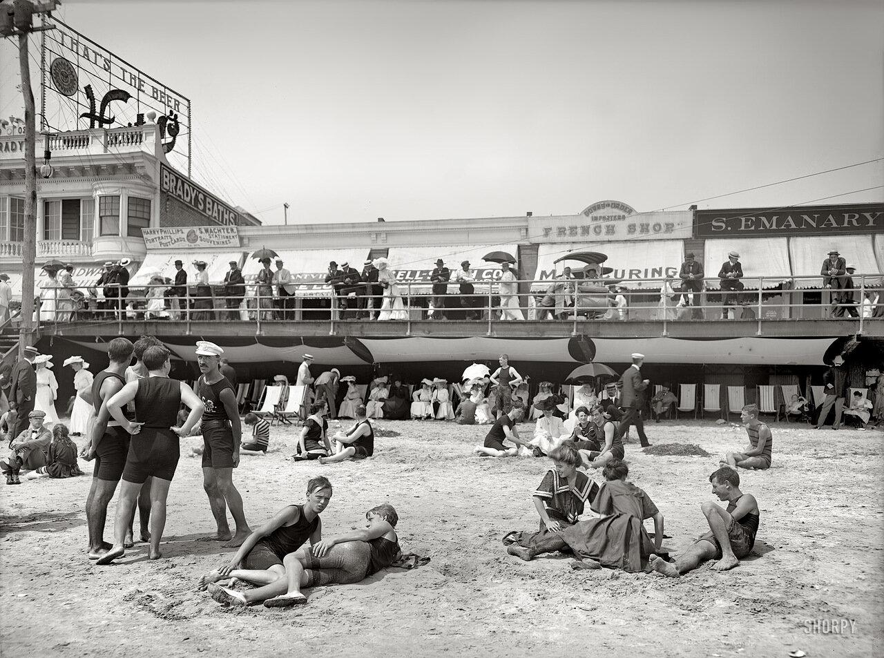 1904. Привет из Атлантик-сити