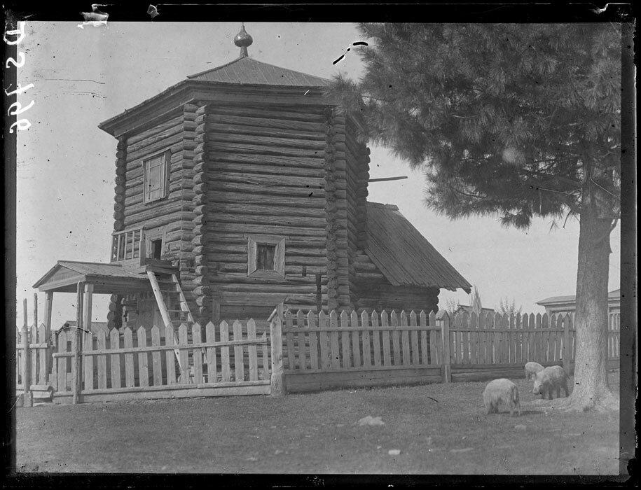 1919. Лето. Старая церковь