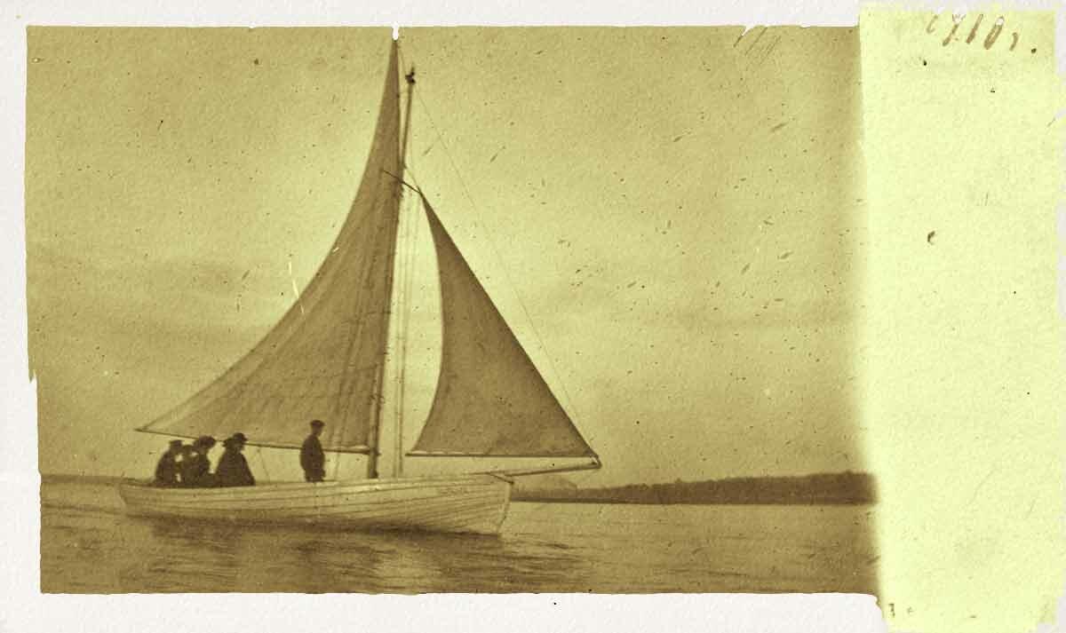 Первый пермский яхт-клуб