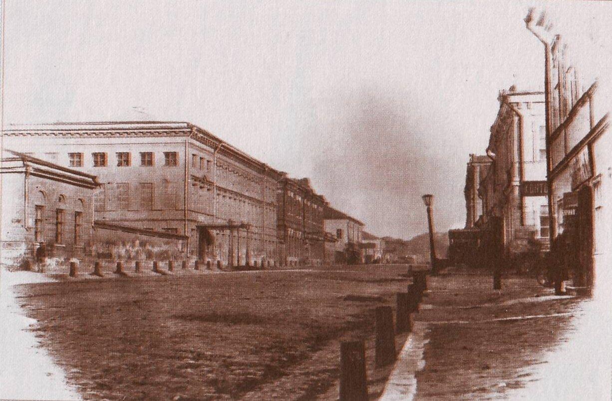 Дворянское собрание. Московская улица