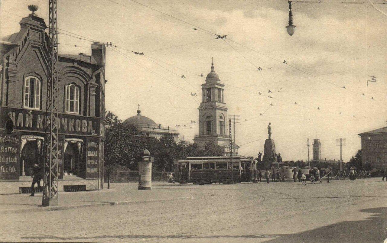 Площадь Соборная. Александро-Невский собор