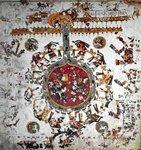 Кодекс Борджия. Земля индейцев и Великий Змей..jpg