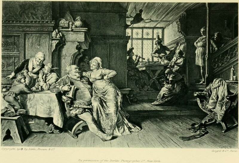 the portrayal of shakespeares life through symbolism in the play henry iv During henry's time, guinea-fowl were a delicacy in england they were generally imported through turkey, so they were sometimes called turkey-fowl for example, in the 15th season of the simpsons, the margical history tour episode closes with a reference to henry viii holding the world.