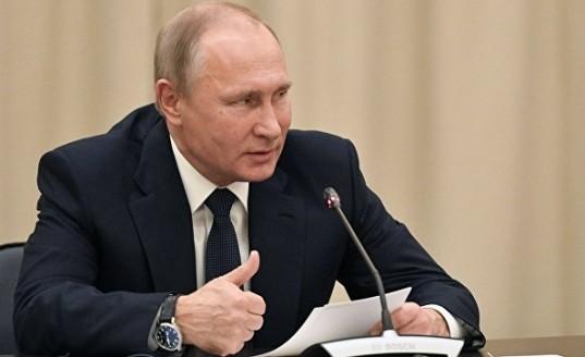 Путин выделит на поддержку молодых талантов миллиард рублей дополнительно