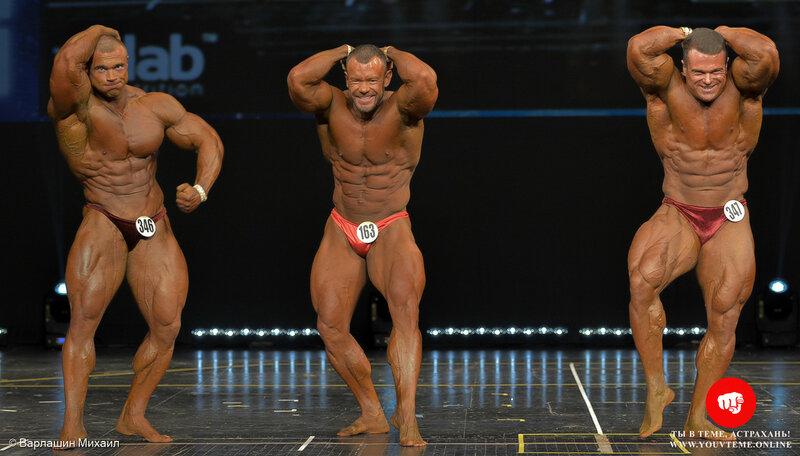 Категория: Бодибилдинг - мужчины +100кг. Чемпионат России по бодибилдингу 2017