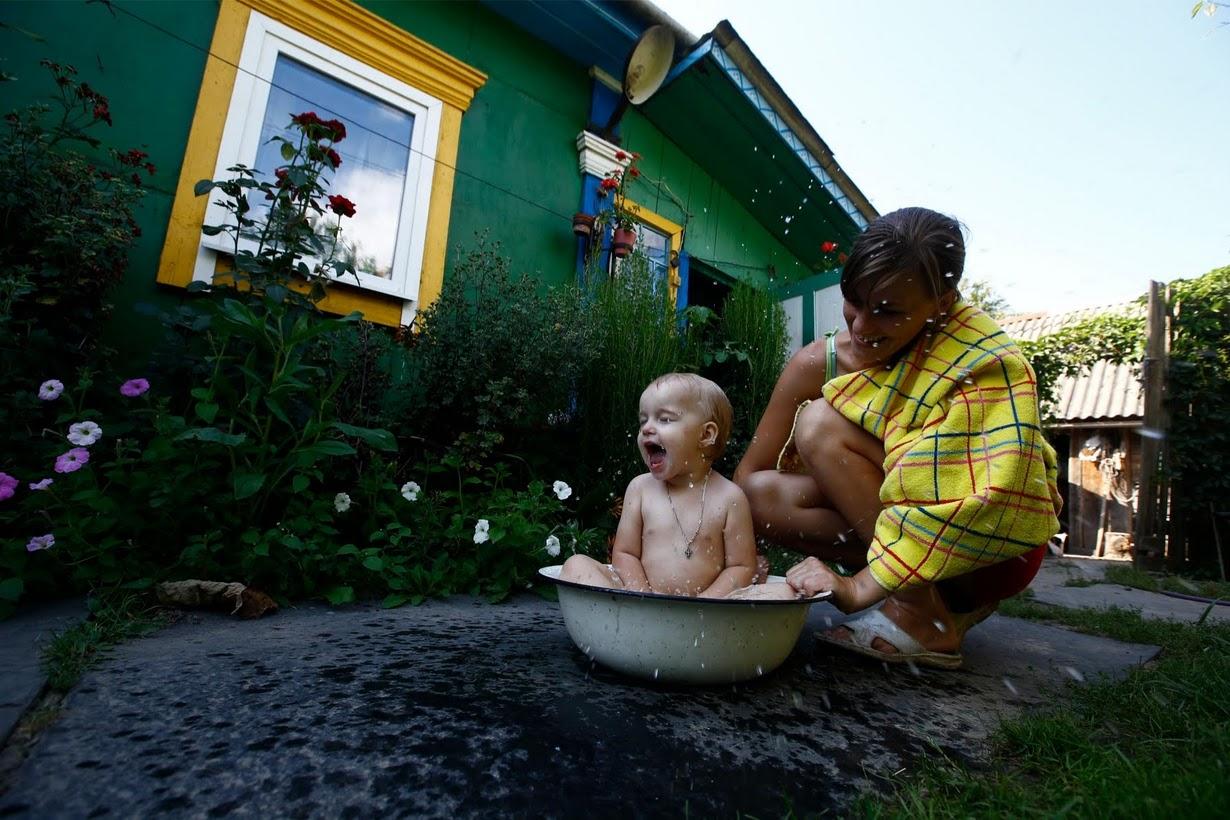 Жизнь в белорусской глубинке