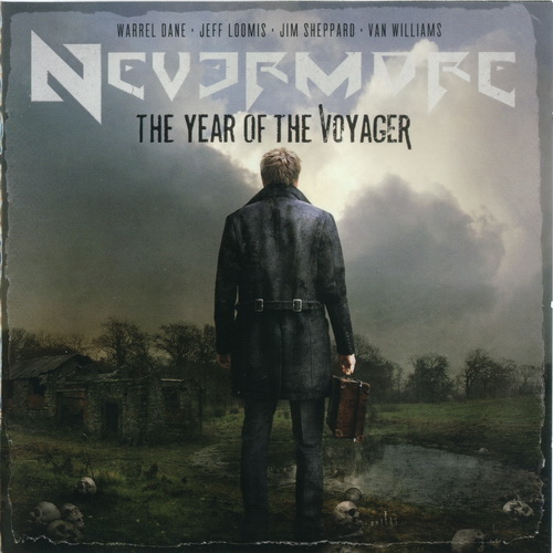 Nevermore - 2008 - The Year Of The Voyager [Century Media, 9976102, 2CD, Germany]