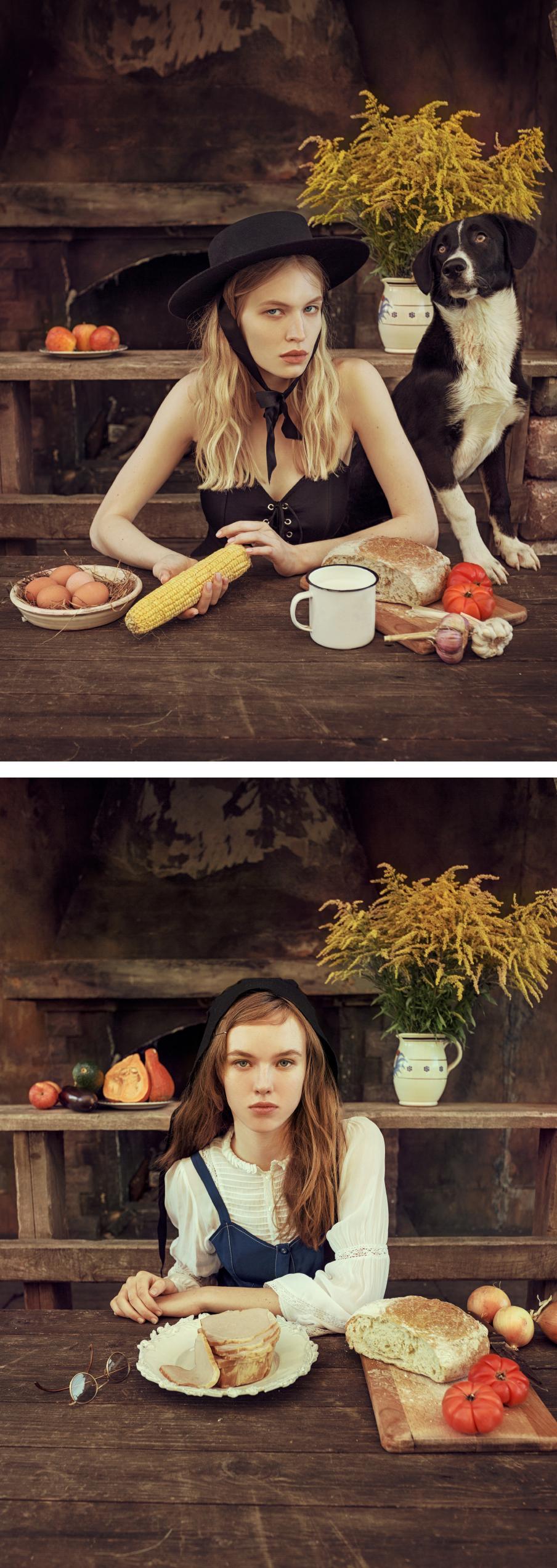 Желтое солнце / фотограф Андрей Яковлев