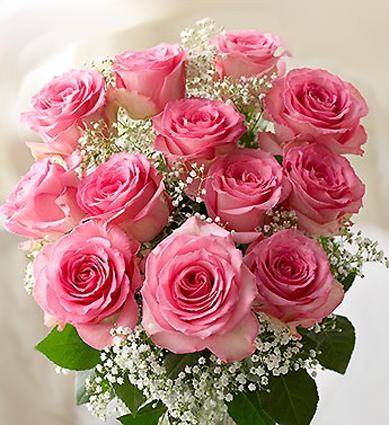 12 ноября. День работников Сбербанка России. Розы