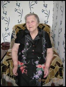 Фаина Дмитриевна Блинова. †24.11.2017 г.
