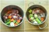 суп с блинами