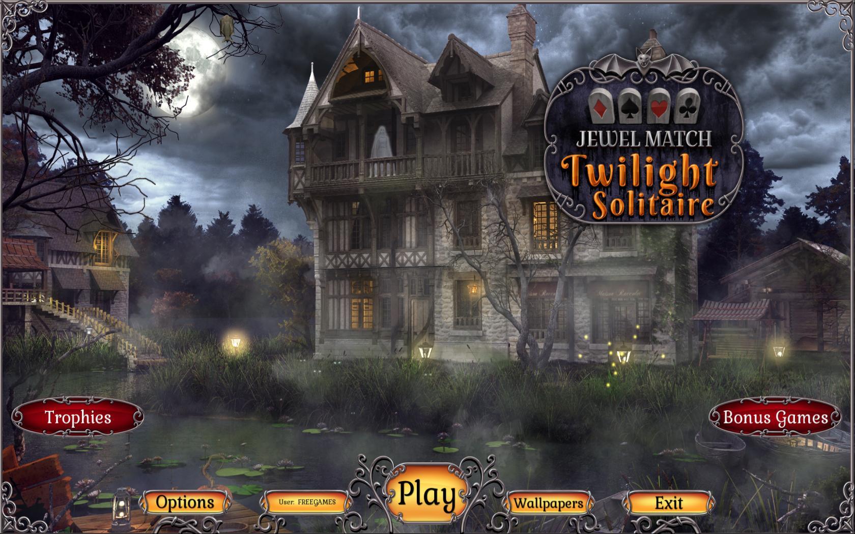 Jewel Match Twilight Solitaire (En)