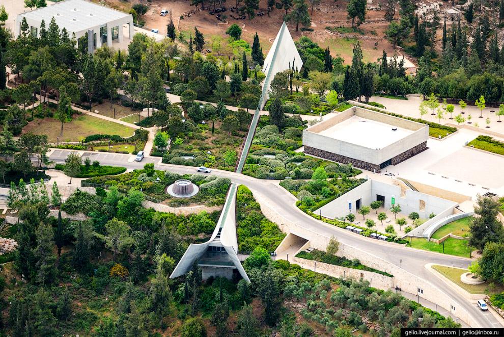 29.  Национальный Музей Израиля . Это крупнейшее культурное учреждение страны и один