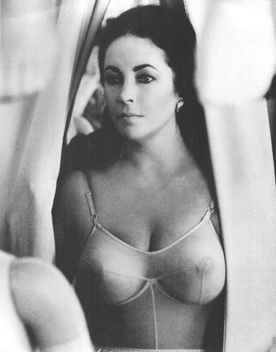 15. Элизабет Тейлор, 1967 год