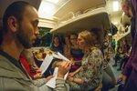 11.09 молодежная группа паломников из Удмуртии отправилась в Москву