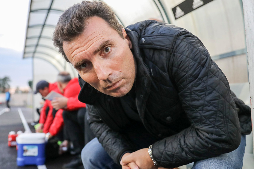 Григорян покинул пост основного тренера футбольного клуба «Арарат