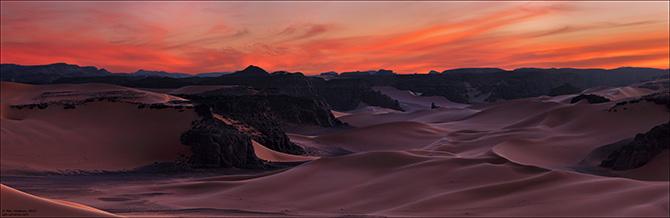 Панорамы самой большой песочницы в мире