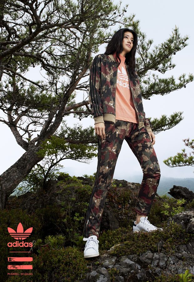 adidas Originals X Pharrell Williams New Winter Apparel Range (10 pics)