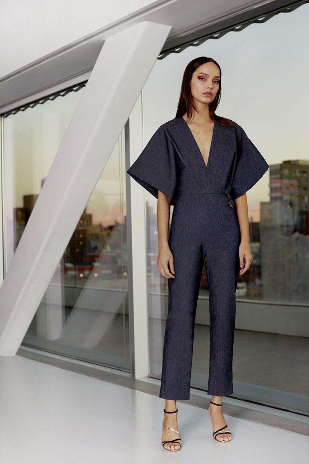 CUSHNIE ET OCHS Pre-Fall 2018 Womenswear Collection