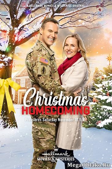 Возвращение под Рождество / Christmas Homecoming (2017/HDTV/HDTVRip)